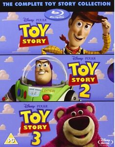 Blu-ray - Toy Story - Complete Collection
