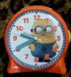 Minion ALarm clock With Light