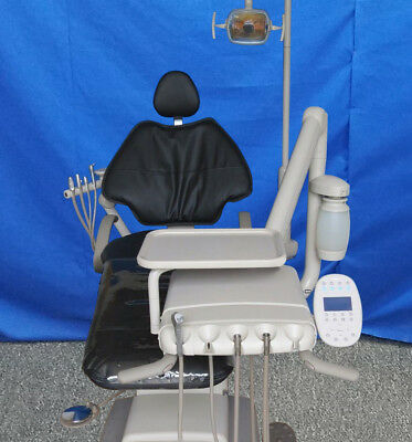 Adec 511 Dental Chair Package W Adec Radius Delivery Assistants Arm Light