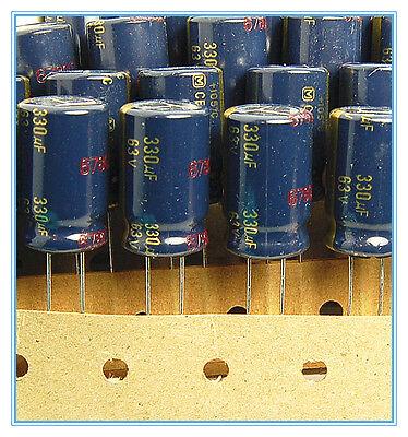 2700uf 6.3v Electrolytic Capacitor 6.3v2700uf Panasonic FJ Low ESR Japan 5pcs-