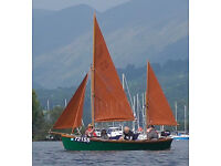 **NEEDS TO GO** Aston LongBoat 18ft very drascombe like + Trailer + 3.5hp outboard + cover