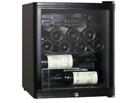 Curry Wine Cooler Fridge For Sale £89