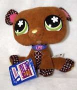 Littlest Pet Shop Plush Bear