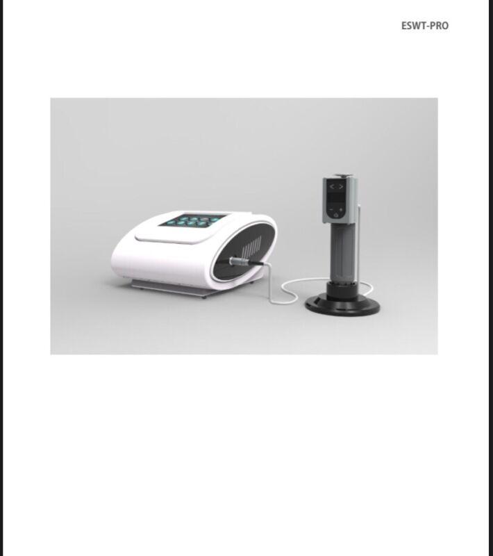 ESWT-PRO Shock Wave Therapy Machine