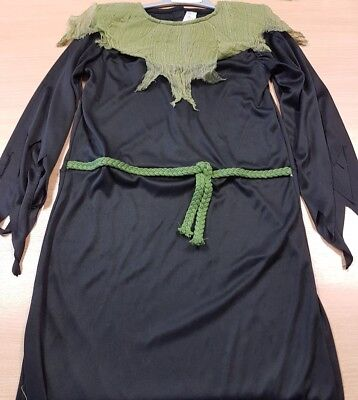 Halloween Costumes For Boys Age 11 Scary (Children's Scary Pumpkin Reaper Fancy Dress Costume Halloween Aged 11-13)