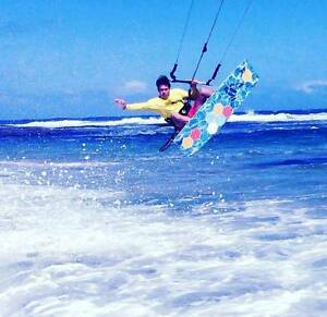 Kiteboarding Lessons. Buff Point Wyong Area Preview