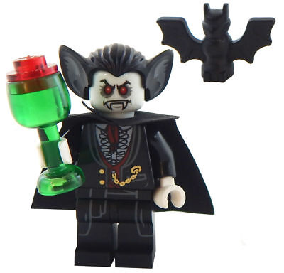 NEW LEGO VAMPIRE halloween minifigure figure ghost monster count dracula minifig - Lego Halloween Vampires