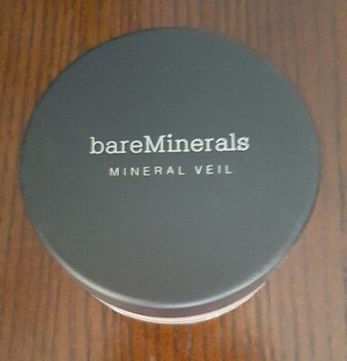BareEscentuals bareMinerals*MINERAL VEIL*9g Face Powder Large SAME DAY FREE SHIP