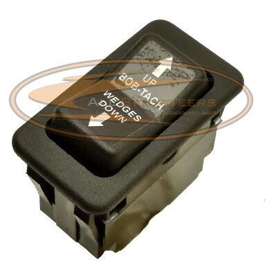 Bobcat Power Bobtach Switch T180 T190 T250 T300 T320 Skid Steer Loader Rocker