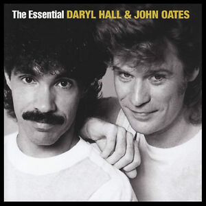HALL-OATES-ESSENTIAL-GREATEST-HITS-2CD-SET-SEALED-FREE-POST