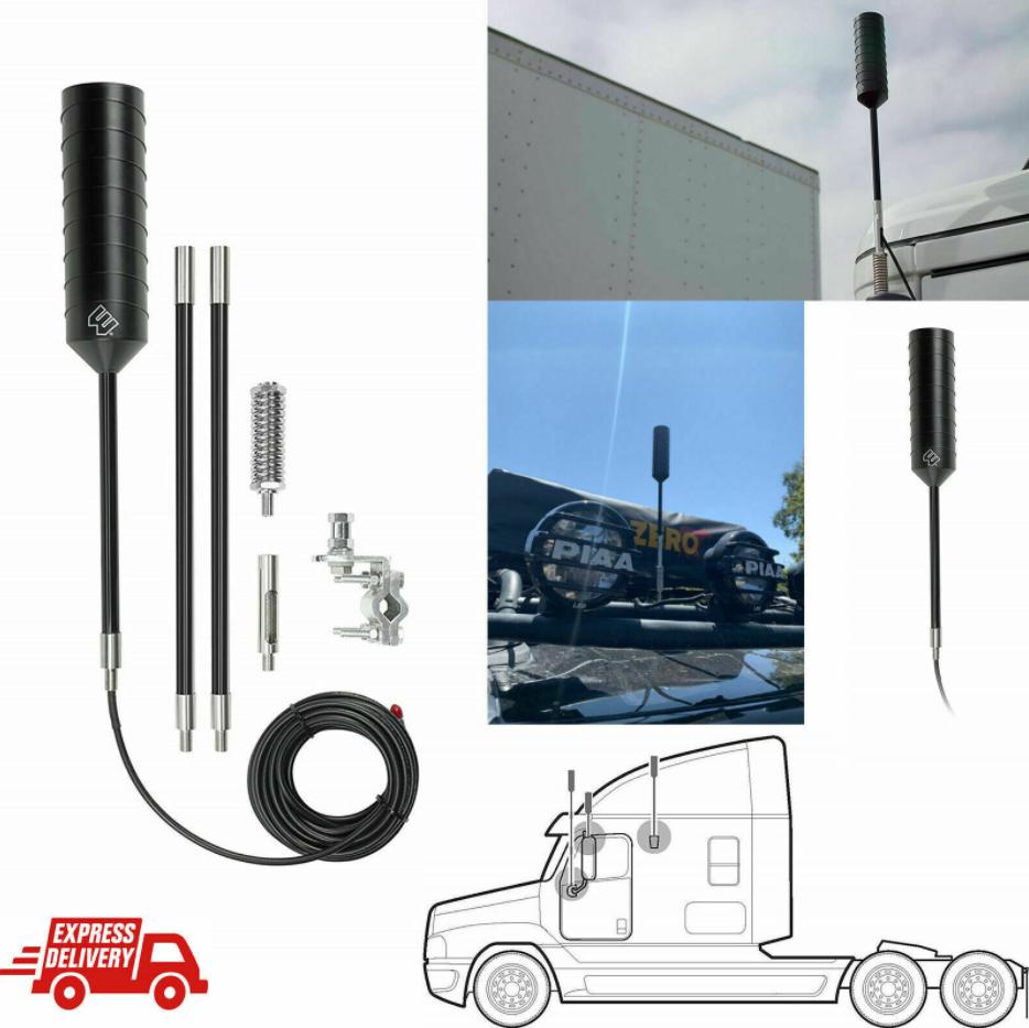 Wilson Electronics Antena De Montaje En Camioneta 4G Y Rv De