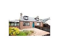 4 bedroom detached house, with conservatory and extensive garden to the rear.