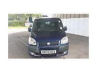 Fiat Doblo 1.4 8v Dynamic WHEEL CHAIR ACCESSIBLE