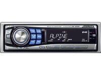 Alpine 9850ri CD player mint