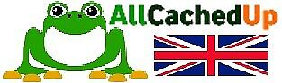 AllCachedUp Geocaching Shop UK
