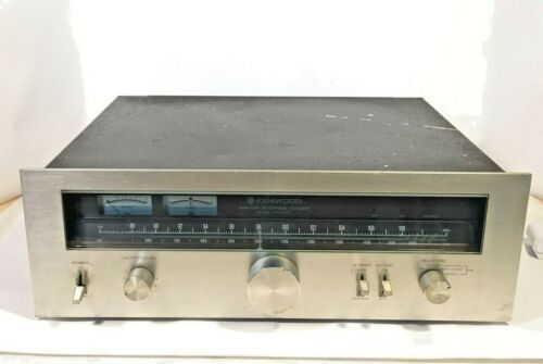 Vintage KENWOOD KT-7500 AM/FM Tuner! Free Shipping!