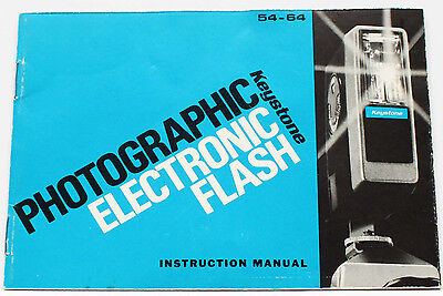 Инструкции и руководства Keystone Photographic Electronic