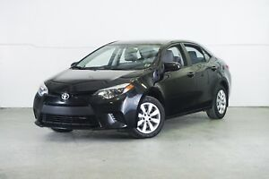 2014 Toyota Corolla LE CERTIFIED Finance for $56 weekly OAC