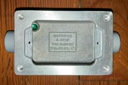 "Hubbell / Killark SWB-5 Explosion Proof 3/4"" Feed Thru Device Body for XCS/XS/XT"