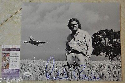 Richard Branson Signed 11X14 Photo W  Jsa Coa  L51435   Proof