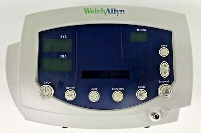 Welch Allyn Vital Signs Monitor 300 Series 53nt0 Nibp