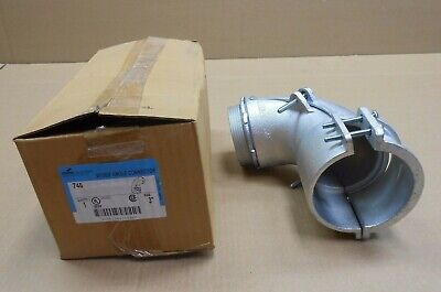 1 Nib Crouse Hinds 745 3 Flex Squeeze Connector 90 Degree O-z Gedney Ac-300