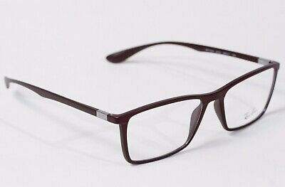 New Authentic Ray-Ban Eyeglasses Brown Frames RB7049 5523  (Ray Ban Glasses Models)