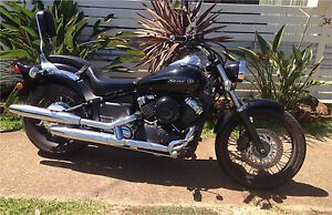 Yamaha VSTAR Scarborough Redcliffe Area Preview