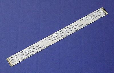 FFC B 6Pin 1.0Pitch 10cm AWM Flachbandkabel Flat Flex Cable Ribbon Flachkabel