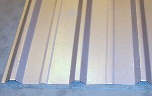 Delta Rib Metal Roofing Siding Panels 100 Sheets Color