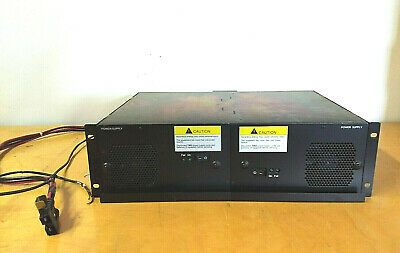 Motorola Quantar Professional Radio Repeater System Power Supply Cpn6087