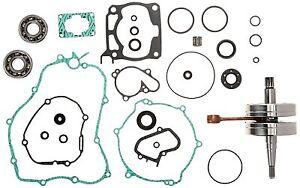 ktm 300 mxc 2005 hot rods bottom end rebuild kit crankshaft | ebay