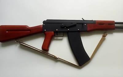 Soviet Kalashnikov AK 47 - wooden layout toy Scale 1:1 historical model gun