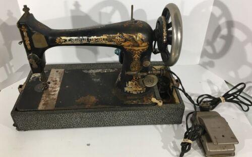 1890 Singer Sewing Machine