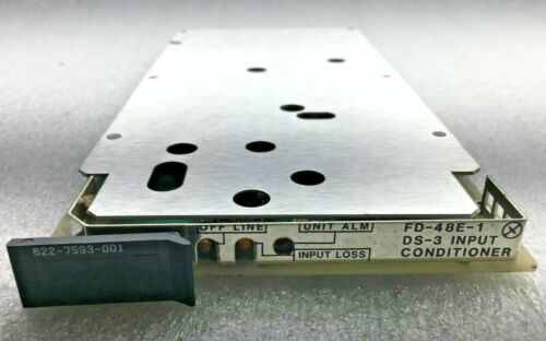 Alcatel Lucent 622-7593-001 Fd-48e-1 Ds-3 Input Conditioner Free Shipping!
