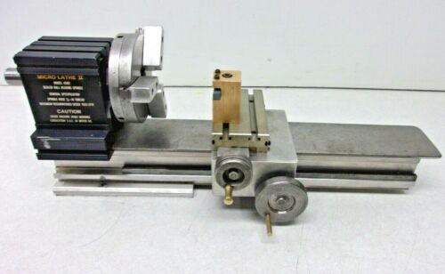 TAIG TOOLS MICRO LATHE II MODEL 4500 PROJECT PARTS