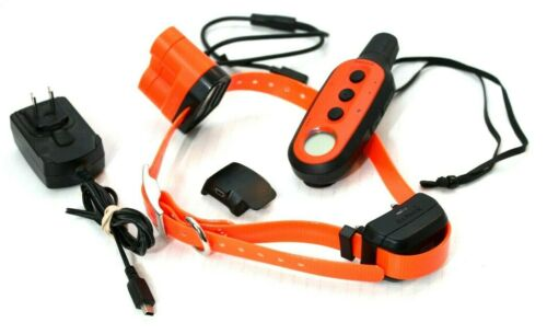 Garmin Delta Upland XC E-Collar System with Beeper & Chargers - Great Condition