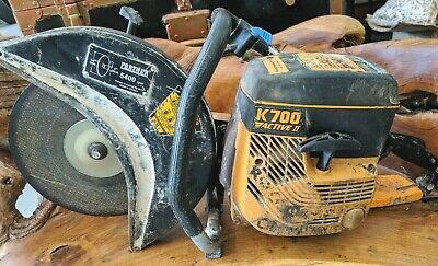 Partner K700 Active Ii Concrete Saw