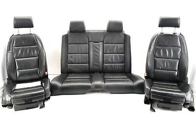 Alicante Eco-Leather Tailored Set Seat Covers VW PASSAT B8 2015 on sedan