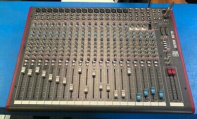 Allen & Heath Zed 24 Channel Mixer