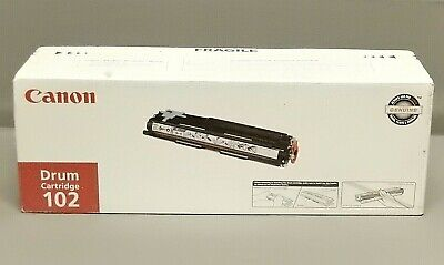 Canon Yellow Drum (Canon 102 Yellow Drum Cartridge 9624A003AA LBP5960 Genuine New Sealed)