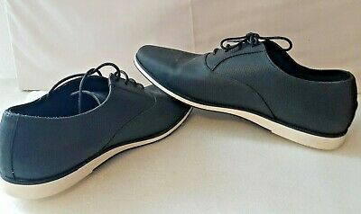 Men's Zara Man dress/casual shoe US 10 EU 43 black