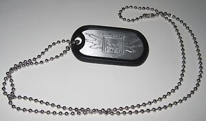 New-Call-of-Duty-Modern-Warfare-3-Dog-Tag-Chain-Necklace-Elite-CoD-MW3