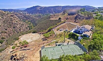 Horse Property   Custom Solar Estate Gated Community   6 Acres  Tennis  Pool Spa