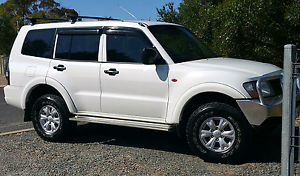 Pajero 3.2 manual turbo diesel  2002 Mannum Mid Murray Preview