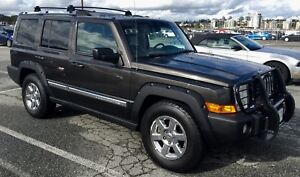 Jeep Commander 7 seater 4x4
