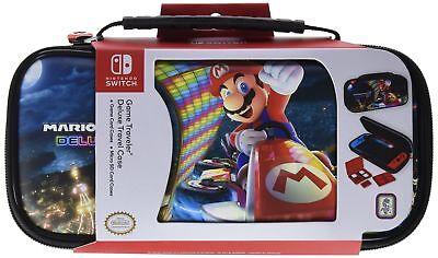 Nintendo Switch Game Traveler Deluxe Travel Case- Mario Kart 8 Deluxe - Ninte...