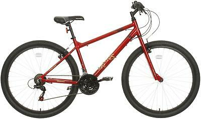 "Apollo Transition Bicycle Mens Hybrid Bike 27.5"" Wheels 18 Gears Steel V Brake"