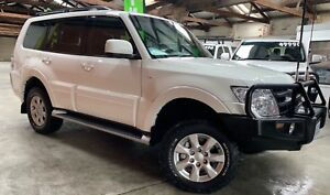 2014 MITSUBISHI PAJERO **TURBO DIESEL AUTO** Launceston Launceston Area Preview