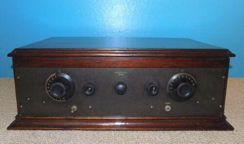 Crosley Trirdyn 3R3 Battery Radio Good Condition